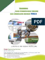 Modul Tekla Struktur Praba Engineering