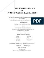 Waste Water Standards
