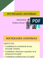 A. Contable Sociedad Anónimas (Asientos de Apertura) (6)