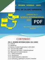 A Unidad 3.- Norma Internacional Iso 14001