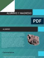 Alumino y Magnesio