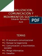 Globalización & Movimientos Sociales