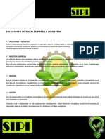 Soluciones Integrales Para La Industria 2