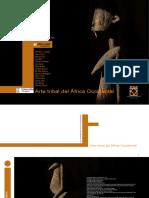 Arte tribal del africa occidental