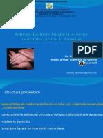 Rolul Medicului de Familie in Asistenta Pacientului Varstnic