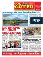 Bikol Reporter April 17 - 23, 2016 Issue
