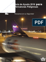 Cargas Peligrosas Fedex