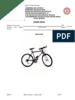 Analisis de Objeto Tecnico La Bicicleta