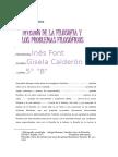 Division y Prob. de La Filosofia.doc