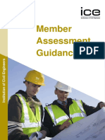 Member Assessment Guidance ICE