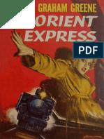 Orient-Express - Graham Greene