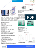 Polysource OPTIMAC NM100 Series - Nitrogen Generator