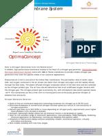 OptimaConcept - Nitrogen Generation Membrane Systems 2009 CAT
