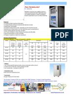 Optimac Psa n2-Comp Series 99.99pct