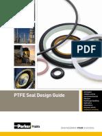 Parker PTFE Seal Design Guide PDE3354gb