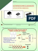 Circuitos de control en lectronica de potencia