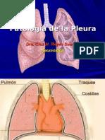 Patologias de Pleura dr. jimenez