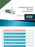 Unidad 2 - El Marketing en Las Actuales Circunstancias