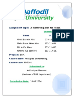 Amarketingplanforpepsiassaignment 140821112914 Phpapp02 2