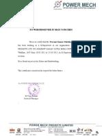 Letter Pad-mvijay Kumar