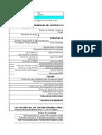Formato Liquidacion Obras Por Contrata