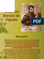 Giacomo Barozzi Da Vignola Obras