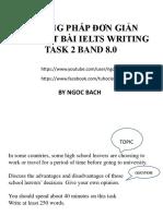 Pp Don Gian Viet 1 Bai Task 2 Band 8.0
