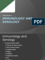 Immunology and Serology