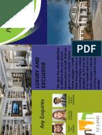 Brochue Platinum Villa