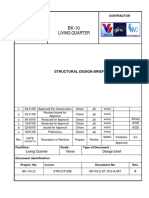 Bk10lq St d10 a 001 Rev.0 Structural Design Brief