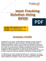 Document Tracking System Using RFID