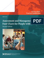 Assessment and Management of Foot Ulcers for People With Diabetes Second Edition1