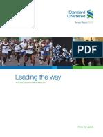 SCB Botswana Anual Report 2010