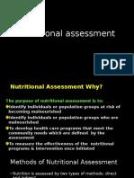 4 Nutritional Assessment