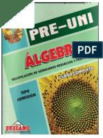 Algebra Pre Uni