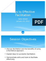 Willet Effective Facilitation
