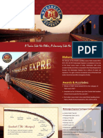 Indian Costliest Train
