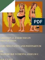 Abdominal Exercises in Pregnancy