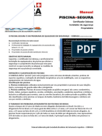 manual da PISCINA+SEGURA