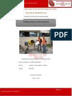 Informe de Practicas-diseño de Mezclas
