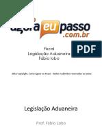 PDF AEP Fiscal LegislacaoAduaneira01 FabioLobo