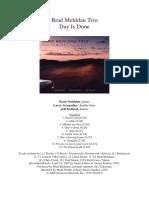 Day is Done - Description