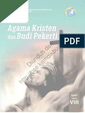 Pendidikan Agama Kristen Dan Budi Pekerti Buku Guru Pdf