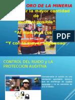 Control Del Ruido e Importancia de Protecc. Auditiva