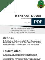 REFERAT DIARE