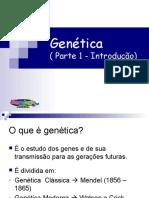 Genética Aula Parte 1