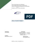 Trabajo de Transistores