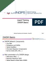 01 - DWDM Basics