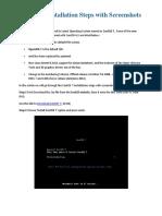 Centos Server Configuration