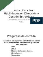 GESTIÓN DIRECTIVO EDUCATIVO